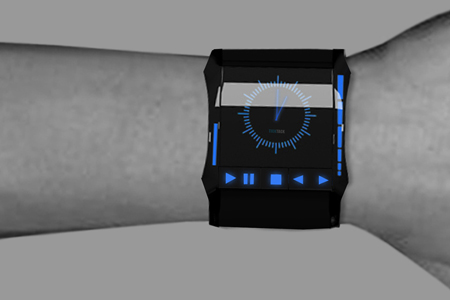 ticktack music watch