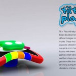 Tilt-N-Play Toy to Help Developing Basic Skills for Children