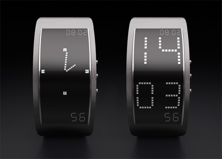 tima watch design