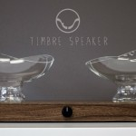 Timbre Speaker Uses a Pair of Glass Vessels to Control The Timbre