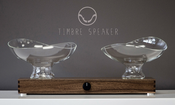 Timbre Speaker by Casey Lin