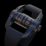 Time Capsule Concept Watch by Vladimer Kobakhidze