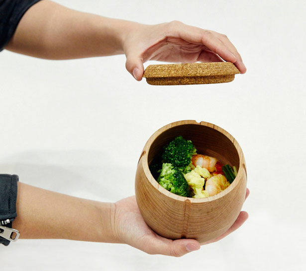 Tingkat Bento Box by Studio Steady