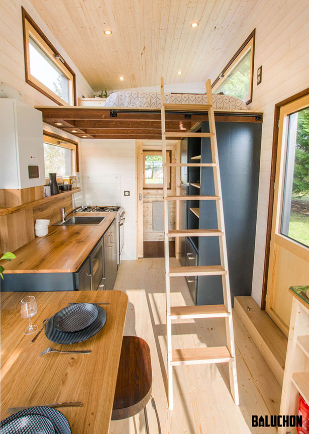 Tiny House Road Runner by Baluchon
