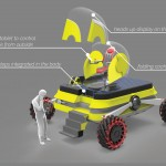Titan Futuristic Construction Vehicle for The Year of 2050 by Kurian Sajeeve