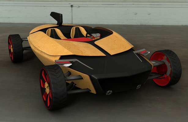 Toby Concept Car by Fulop Gellert
