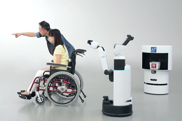 Tokyo 2020 Robot Project for Tokyo 2020 Summer Olympic Games