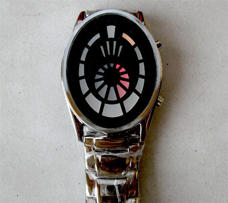 TokyoFlash Galaxy LED Watch