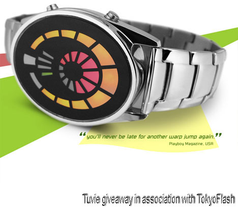 TokyoFlash Giveaway Galaxy Watch