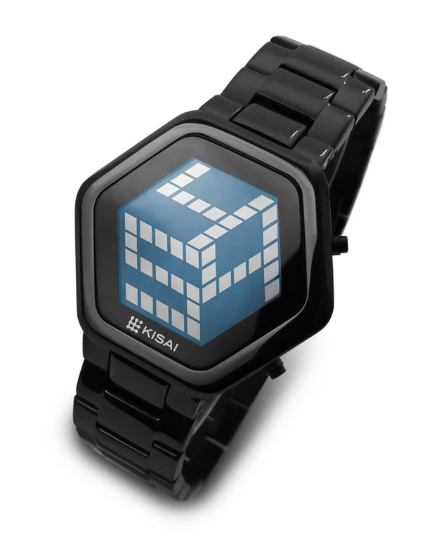 TokyoFlash Kisai 3D Unlimited LCD Watch