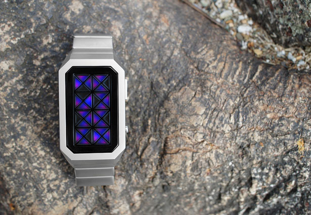 Tokyoflash Kisai Adjust LED Watch by Nicolas Hélin