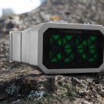 Tokyoflash Kisai Adjust LED Watch Uses 32 LED Triangles to Display Time