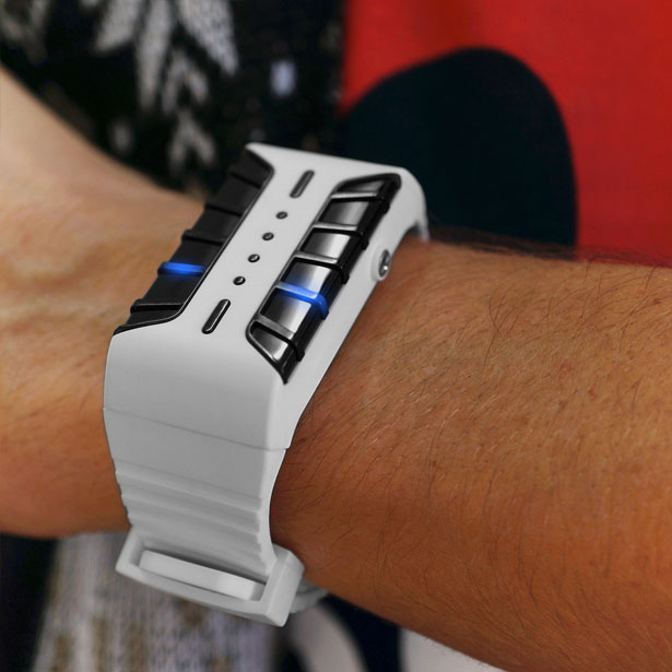 Tokyoflash Kisai Clone LED Watch