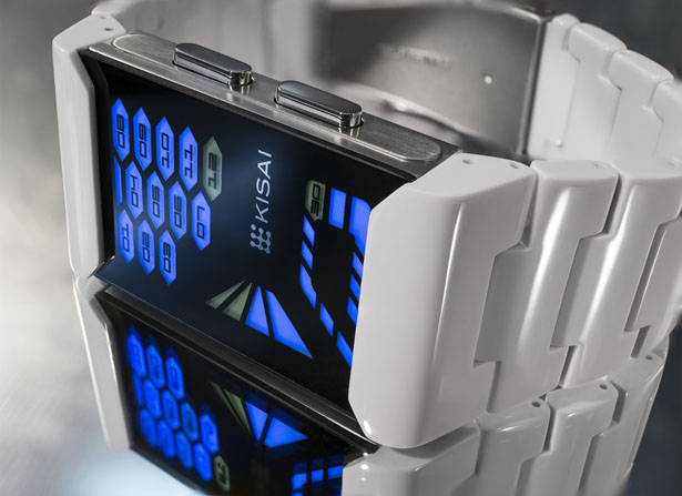 Tokyoflash Kisai Console Acetate LED Watch