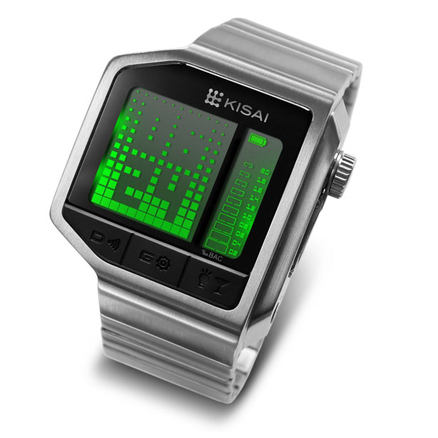 Tokyoflash Kisai Intoxicated LCD Watch