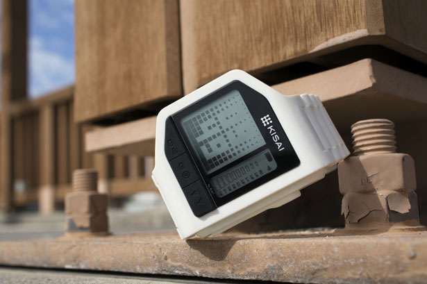 Tokyoflash Kisai Intoxicated Silicone LCD Watch