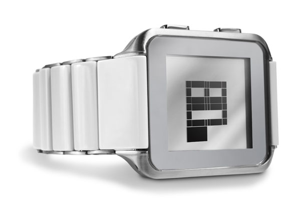 Tokyoflash Kisai Logo LCD Watch