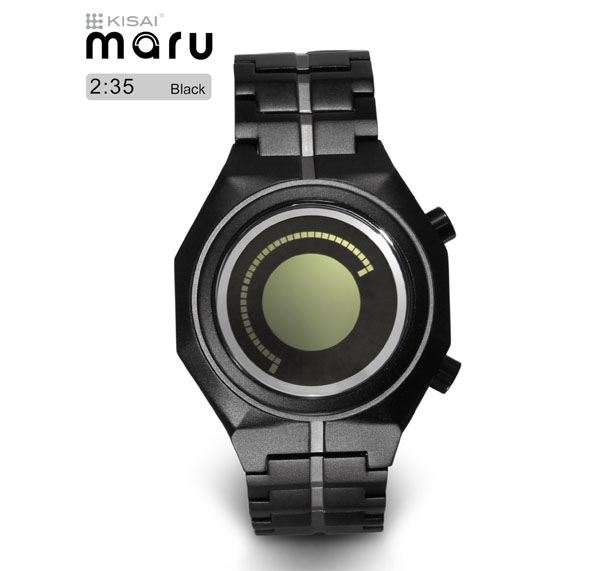 Tokyoflash Kisai Maru LCD Watch by Sam Jerichow