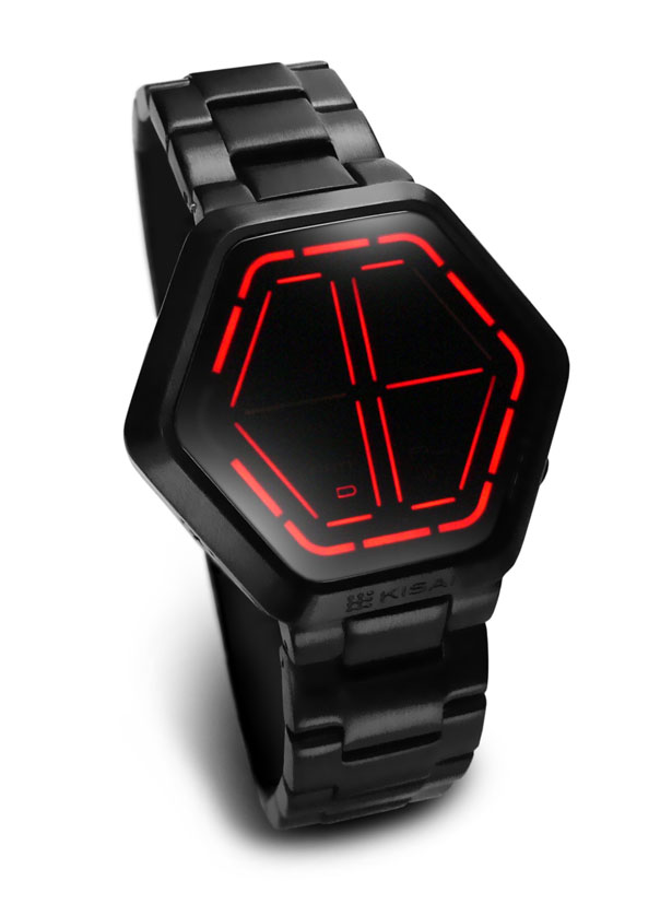 TokyoFlash Kisai Night Vision Watch