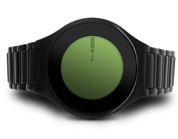 TokyoFlash Kisai On Air LED Watch by Iskender Asanaliev
