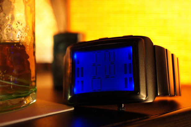 Tokyoflash Kisai Oto LCD Watch by Sam Jerichow