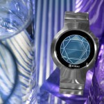 Tokyoflash Kisai Polygon LCD Watch Features Geometric Design
