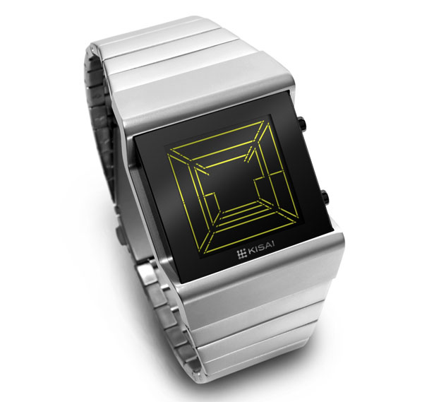 Tokyoflash Kisai Space Digits LCD Watch