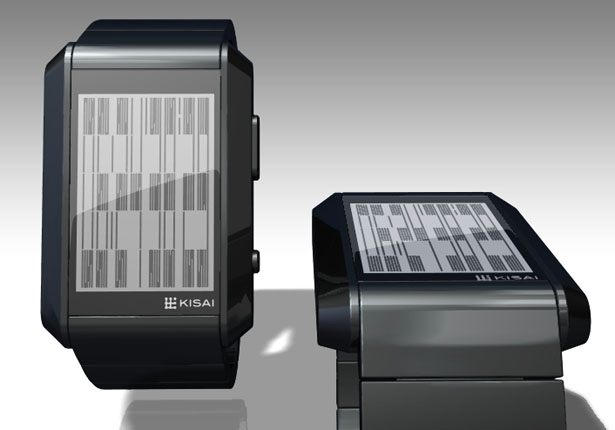 Tokyoflash Kisai Upload LED Watch