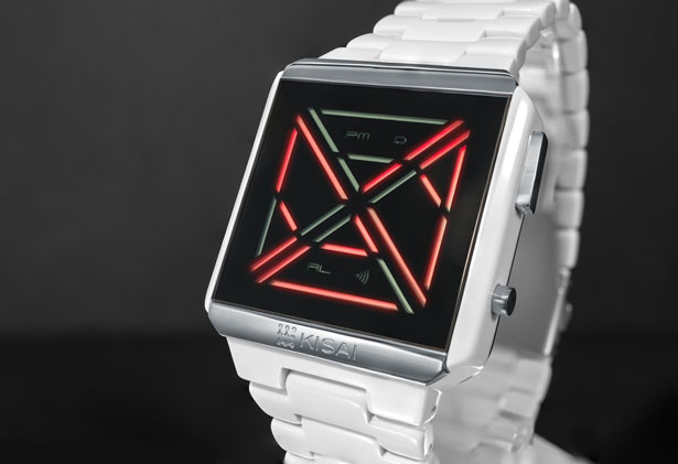 Tokyoflash Kisai X Acetate Limited Edition Watch