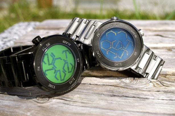 Tokyoflash Kisai Zone LCD Watch