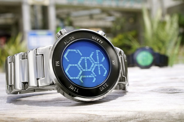 Tokyoflash Kisai Zone LCD Watch