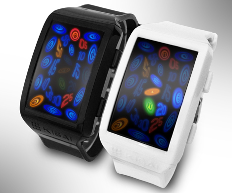 TokyoFlash Wasted Pair LED Watch