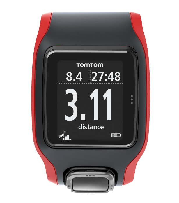 TomTom Runner Cardio GPS Watch with Integrated Heart ...