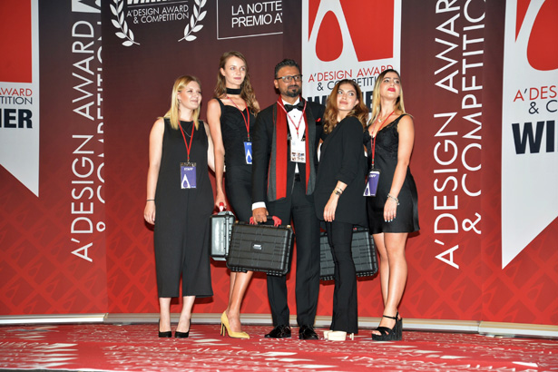 A' Design Award Gala-Night Winners