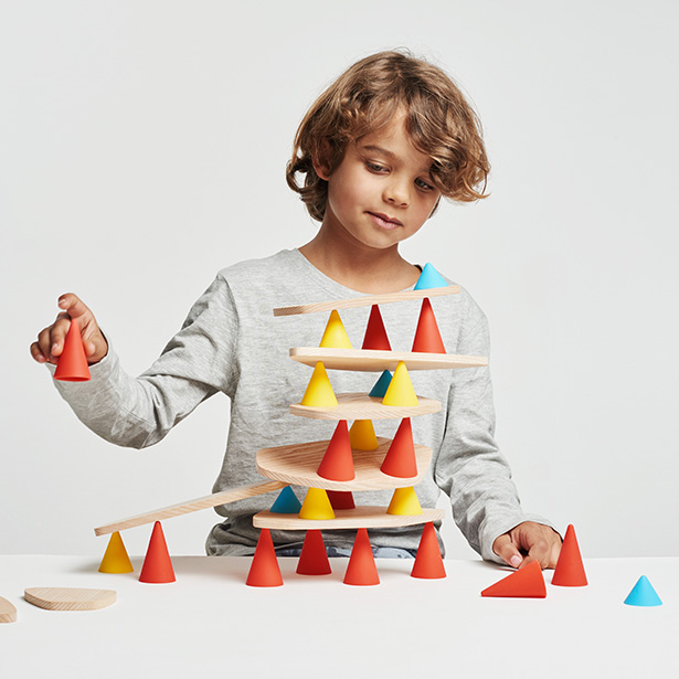 Piks Construction Toy by Oppi - Top 20 A' Design Award Winners