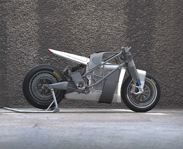 XP Zero Electric Motorcycle by Hugo Eccles - Top 20 A' Design Award Winners