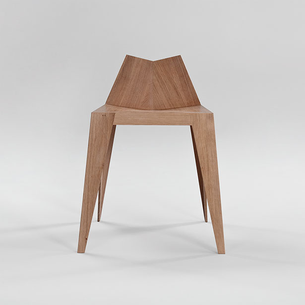 Stocker Chair by Matthias Scherzinger