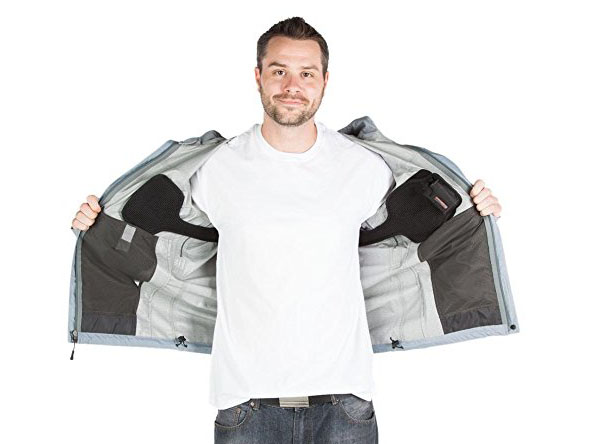 Stay Toasty and Warm with Torch Coat Heater Wearable Heating Technology
