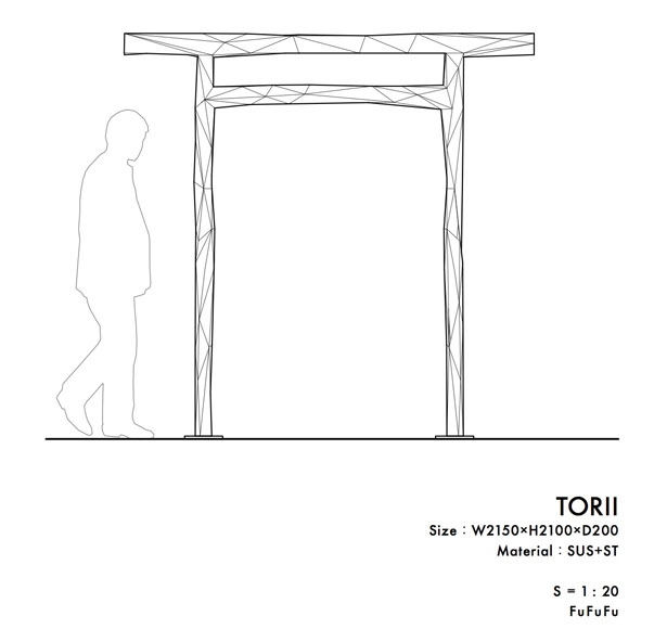 TORII Object by FuFuFu