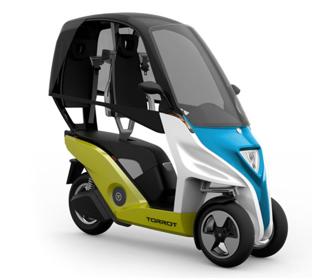 Torrot Velocipedes Urban Mobility