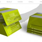 Totem Modular Cooking System Coated With EnSol Spray-On Solar Cell Technology