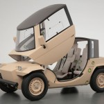 Toyota Camatte Concept Looks Like a Big Car Toy
