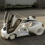 "Toyota Concept-i Futuristic Concept Car Features ""Yui"" To Be Your Assistant"