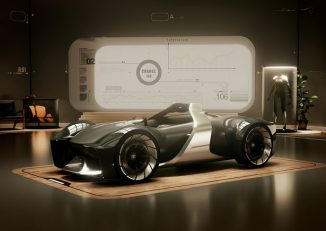 Toyota e-Racer Delivers Real-Life Digital Racing Experience