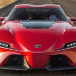Toyota FT-1 Concept Car by Calty Design Research