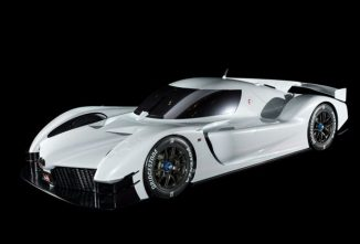 Toyota's Next Generation of Super Sportscar: GR Super Sports Concept