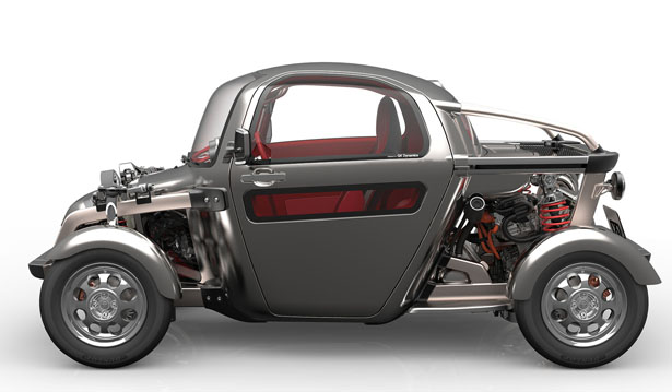 Toyota KIKAI Concept Car Explores and Emphasizes the Fundamental Appeal of Machines