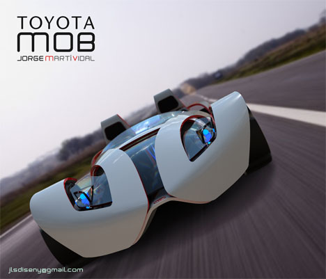 Toyota Mob Race Car
