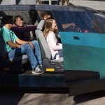 Toyota uBox Urban Utilty Vehicle by Clemson University's International Center Students