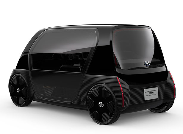Toyota Ultra-Compact BEV (Battery Electric Vehicle) Wants to Deliver Next-Generation Mobility Solution